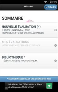 Psycho test Megabac APK - Applications Emploi